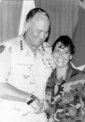 Remembered SSgt. Vicki Winsor Trinemeyer