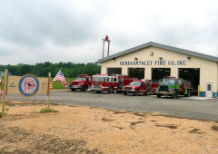 New Smithville Fire Station Dedication