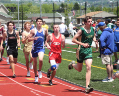Golden Bear Invitational at Vestal- 4/15