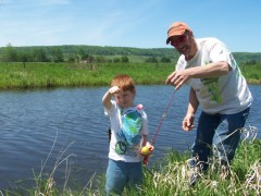 Remember catching your first Fish?