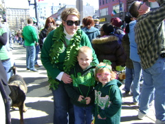 St. Patty's Day Parade Fun!