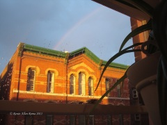 Owego, 3rd Friday's Rainbow