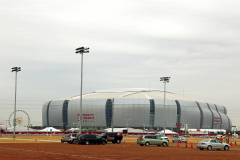 More superbowl venue photos