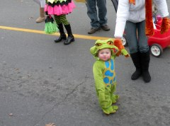 Morwich The Nowich YMCA Halloween Parade