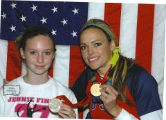 Jennie Finch Camp