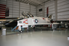 F-4B Phantom at Elmira's Wings of Eagles