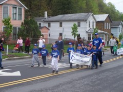Owego Little League Opening Day