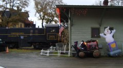 Haunted Train Ride to Cooperstown