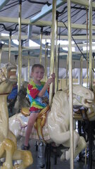 CAROUSEL DAY AT CFJ