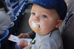 Phoenix's first B-Mets game