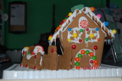 Aidan's Gingerbread House