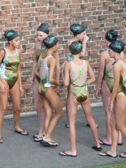 Synchronize Swim Team at BU