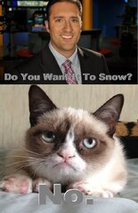 V-Day Humor for Our Fav Meteorologist.