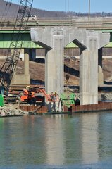 Chenango River Girder Extraction