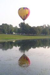 Balloon Launch from a Different Angle