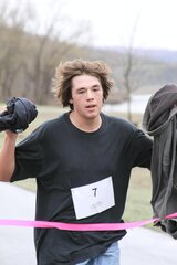 5K Race Whitney Point Lake Winner