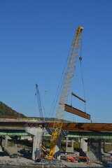 Final Girders for the South Bridge Pt I