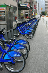 NYC CitiBike Program