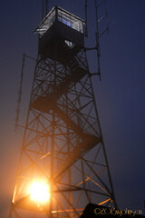 Berry Hill Fire Tower