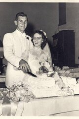 Happy 60th Anniversary Dot and Ed