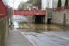 Owego suffers flood damage