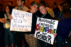 Mairriage Equality Bill Passes Senate