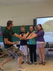 Animal Adventure Visit at Bell School