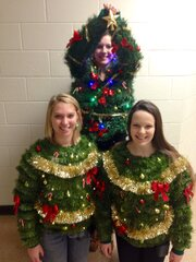 The 3 muske-trees!