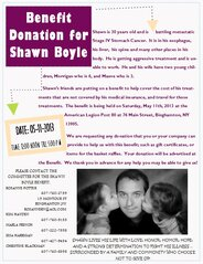Benefit for Shawn Boyle PT 2