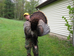 Spring Gobbler Success