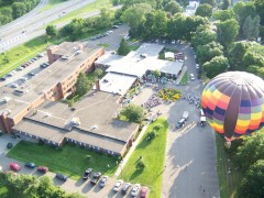 Balloons at Vestal Nursing Center