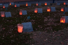 1st Annual Memorial Illumination