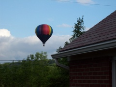 Another Balloon from front deck :)