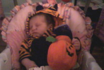 First and Second Halloween memories