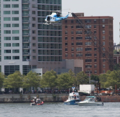 More Hudson River Search and Rescue