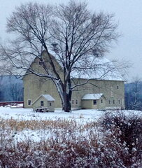 A Snowy Day in Apalachin