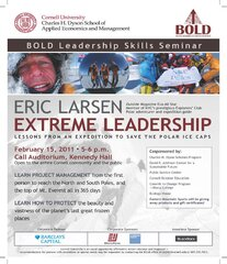 Famous Polar Explorer coming to region