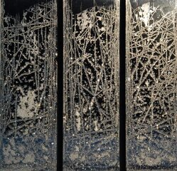 Jack Frost Window Art