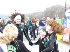 Carle School of Irish Dance @ Parade