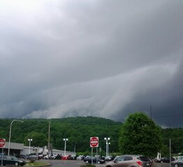 the storm on friday the 13th