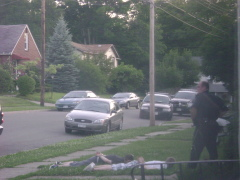 Arrest in Endicott by Vestal cops