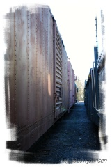 Arkville Railroad Yard
