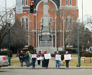 Owego common core protest