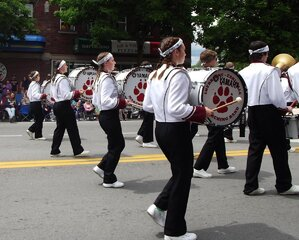 S-E Marauders Marching Band