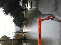 Endicott flooding