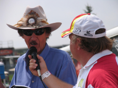 A Q&A session with Richard Petty