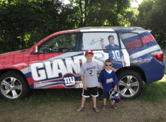 NY Giants trainging camp