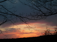 March 18 Sunset