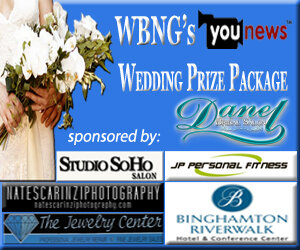 Wedding Contest in Binghamton!