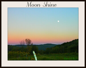 Moon Shine / Sunset